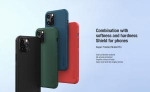 """Ốp lưng iPhone 12 Pro 6.1"""" - Nillkin sần (viền dẻo)"""